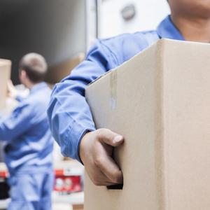Consejos para embalar cajas y organizar tu mudanza