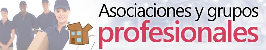 Asociaciones de empresas de mudanzas y profesionales