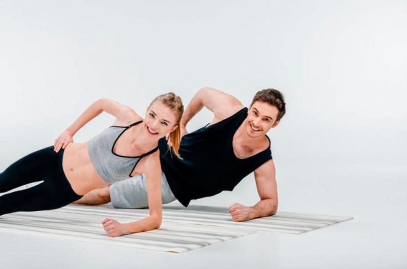 Se físicamente activo